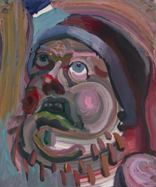 Ben Quilty Thin Skinned 2021