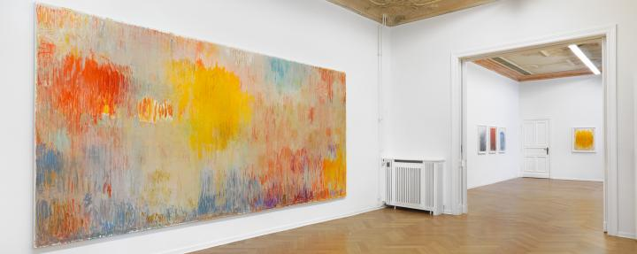 Christopher Le Brun, Now Turn the Page, Arndt Art Agency, Berlin