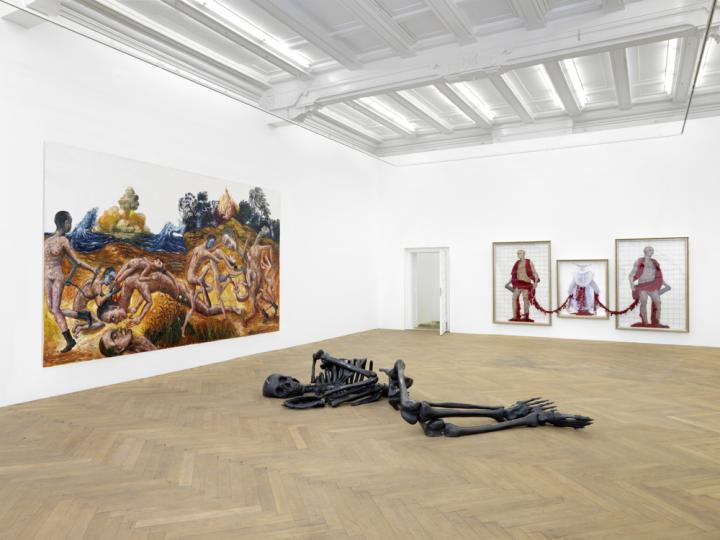 Installation view: Asia Looking South, Arndt Berlin