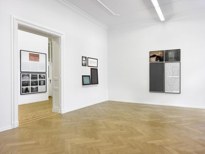 Sophie Calle, View of My Life, Arndt Art Agency, Berlin