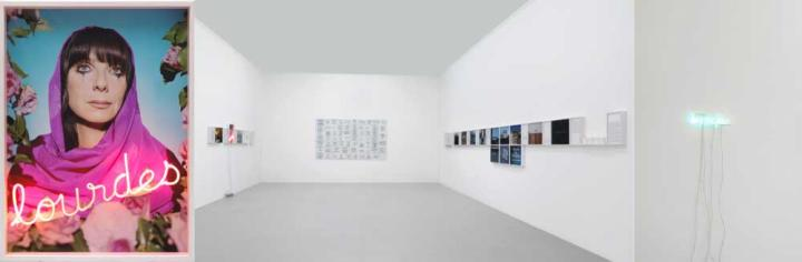 Sophie Calle Where and when Berck Lourdes Arndt and Partner 2009
