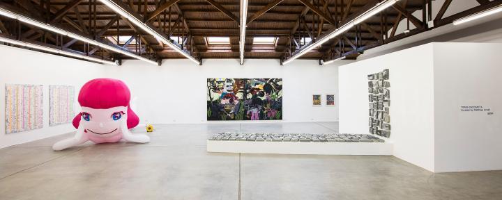 Terra Incognita, Hilger Brotkunsthalle, Vienna, Arndt Art Agency