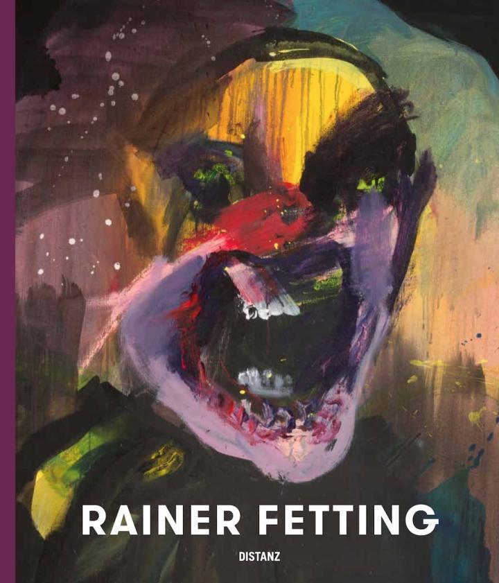 Rainer Fetting, 2017
