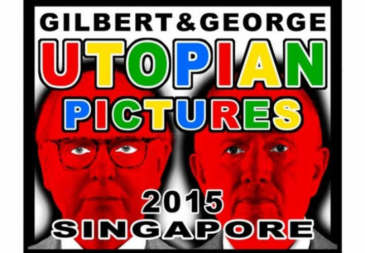 Gilbert and George - Utopian Pictures (Autographed), 2015