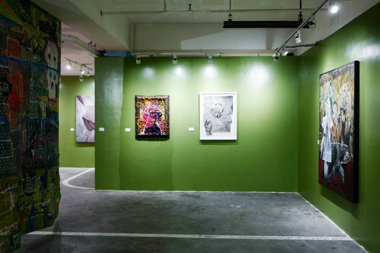 Art Fair Philippines 2018, Manila, Arndt Art Agency, Installation view 7.JPG