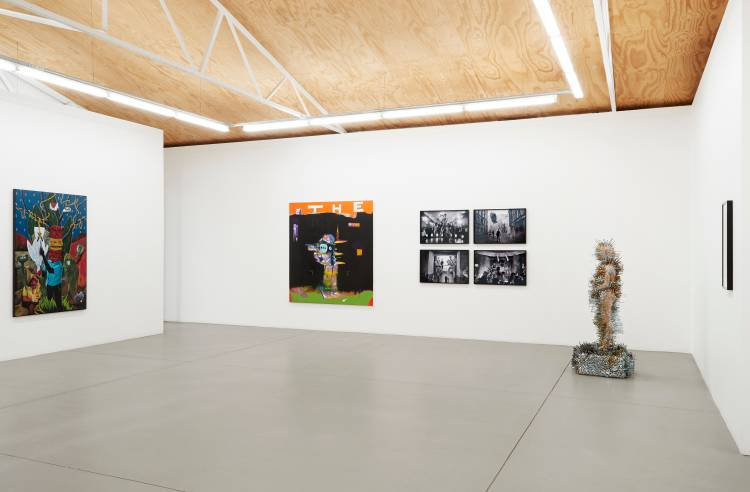 Au, Station, Melbourne, Installation view 11
