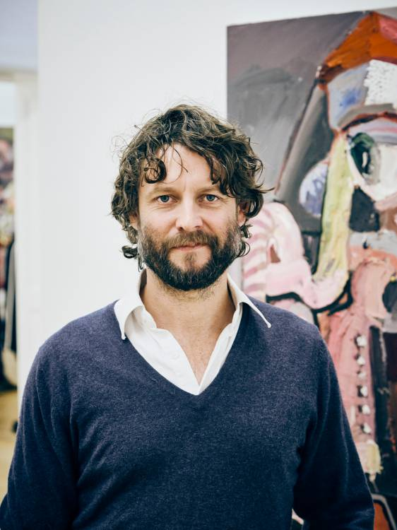 Ben Quilty, The Difficulty, Arndt Art Agency, Berlin, Opening Reception 13