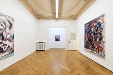 Ben Quilty, The Difficulty, Arndt Art Agency, Berlin, Installation view 6