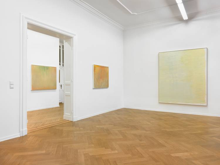Christopher Le Brun, Now Turn the Page, Arndt Art Agency, Berlin, Installation view 4