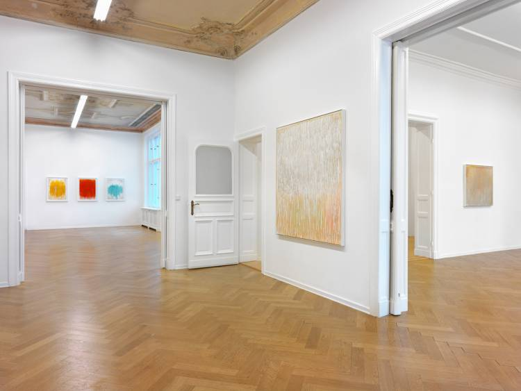 Christopher Le Brun, Now Turn the Page, Arndt Art Agency, Berlin, Installation view 5