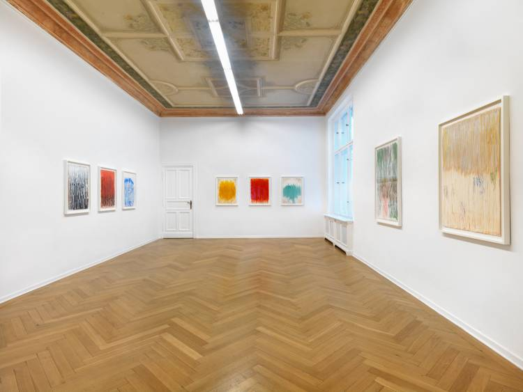 Christopher Le Brun, Now Turn the Page, Arndt Art Agency, Berlin, Installation view 6