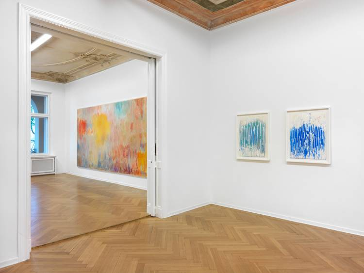 Christopher Le Brun, Now Turn the Page, Arndt Art Agency, Berlin, Installation view 7