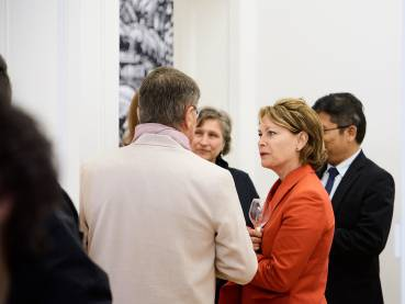 Eko Nugroho, Plastic Democracy, Arndt Art Agency, Berlin, Opening Reception 15