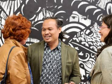Eko Nugroho, Plastic Democracy, Arndt Art Agency, Berlin, Opening Reception 18