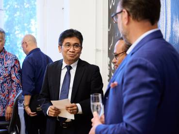 Eko Nugroho, Plastic Democracy, Arndt Art Agency, Berlin, Opening Reception 4