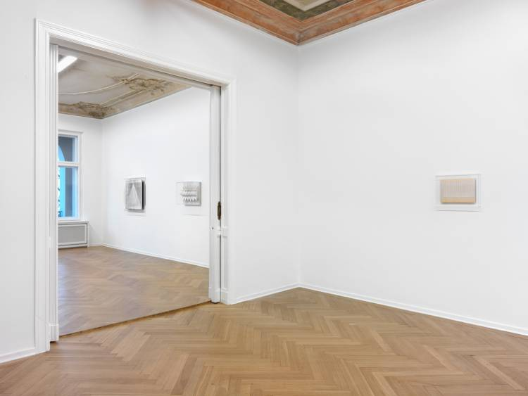 Heinz Mack, Review and Outlook, Arndt Art Agency, Berlin, Installation view 5