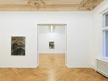 Kaloy Sanchez, No Exit, Arndt Art Agency, Berlin, Installation view 3