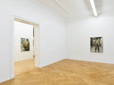 Kaloy Sanchez, No Exit, Arndt Art Agency, Berlin, Installation view 4