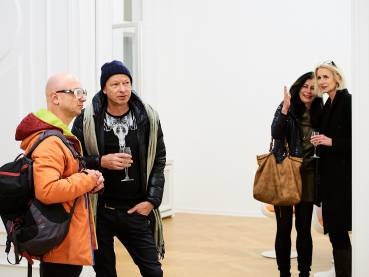 Kaloy Sanchez, No Exit, Arndt Art Agency, Berlin, Opening Reception 10