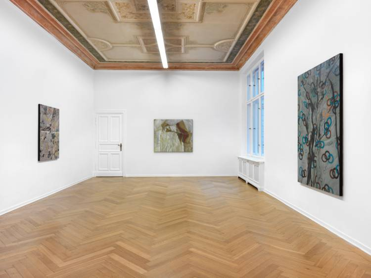 Marina Cruz, Mend and Amends, Arndt Art Agency, Berlin, Installation view 3