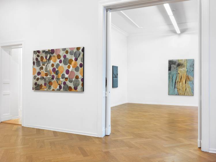 Marina Cruz, Mend and Amends, Arndt Art Agency, Berlin, Installation view 5