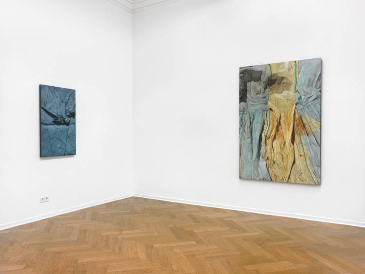 Marina Cruz, Mend and Amends, Arndt Art Agency, Berlin, Installation view 6
