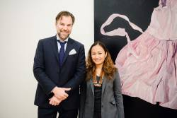 Marina Cruz, Mend and Amends, Arndt Art Agency, Berlin, Opening Reception 1