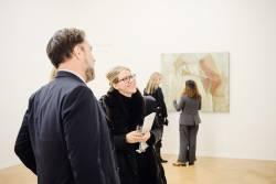 Marina Cruz, Mend and Amends, Arndt Art Agency, Berlin, Opening Reception 5