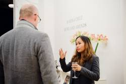 Marina Cruz, Mend and Amends, Arndt Art Agency, Berlin, Opening Reception 7