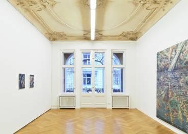 Marin Majic, ICH UND ICH, Arndt Art Agency, Berlin, Installation view 4