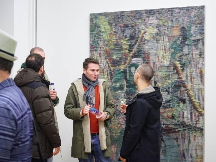 Marin Majic, ICH UND ICH, Arndt Art Agency, Berlin, Opening Reception 10