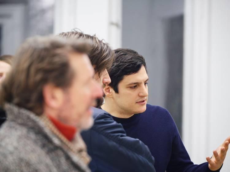 Marin Majic, ICH UND ICH, Arndt Art Agency, Berlin, Opening Reception 5