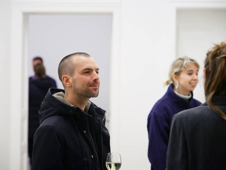 Marin Majic, ICH UND ICH, Arndt Art Agency, Berlin, Opening Reception 6