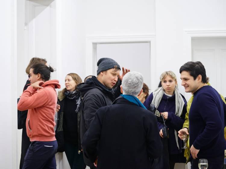 Marin Majic, ICH UND ICH, Arndt Art Agency, Berlin, Opening Reception 8