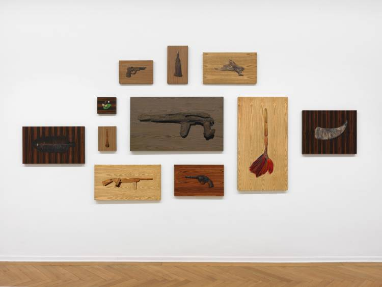 Nona Garcia, Planted, Arndt Art Agency, Berlin, Installation view 4