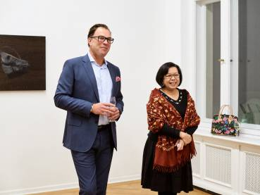 Nona Garcia, Planted, Arndt Art Agency, Berlin, Opening Reception 14