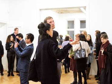 Nona Garcia, Planted, Arndt Art Agency, Berlin, Opening Reception 16