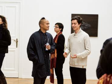 Nona Garcia, Planted, Arndt Art Agency, Berlin, Opening Reception 20