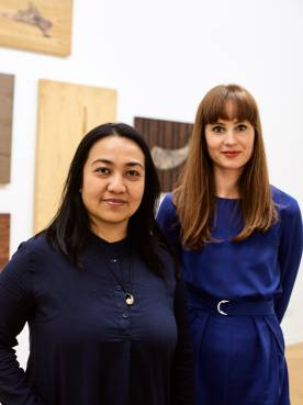 Nona Garcia, Planted, Arndt Art Agency, Berlin, Opening Reception 2