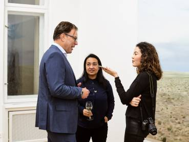 Nona Garcia, Planted, Arndt Art Agency, Berlin, Opening Reception 5