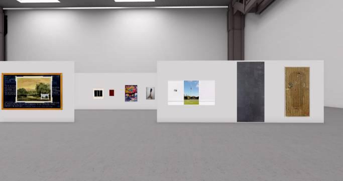 RESET, A3 online exhibition, Installation view 2