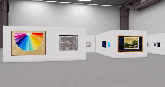 RESET, A3 online exhibition, Installation view 6