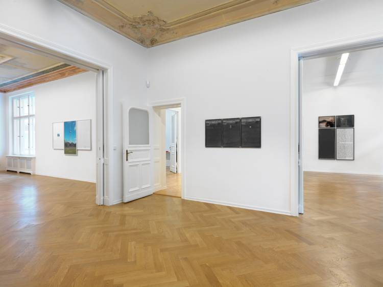 Sophie Calle, View of My Life, Arndt Art Agency, Berlin, Installation view 3