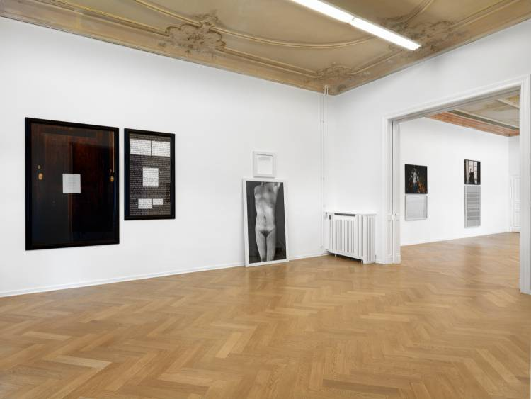 Sophie Calle, View of My Life, Arndt Art Agency, Berlin, Installation view 4