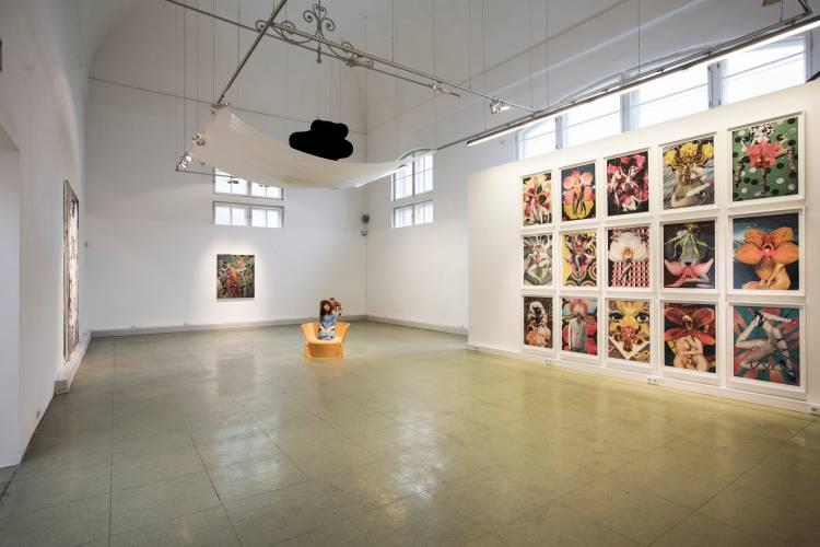 Terra Incognita, Hilger Brotkunsthalle, Vienna, Arndt Art Agency, Installation view 11