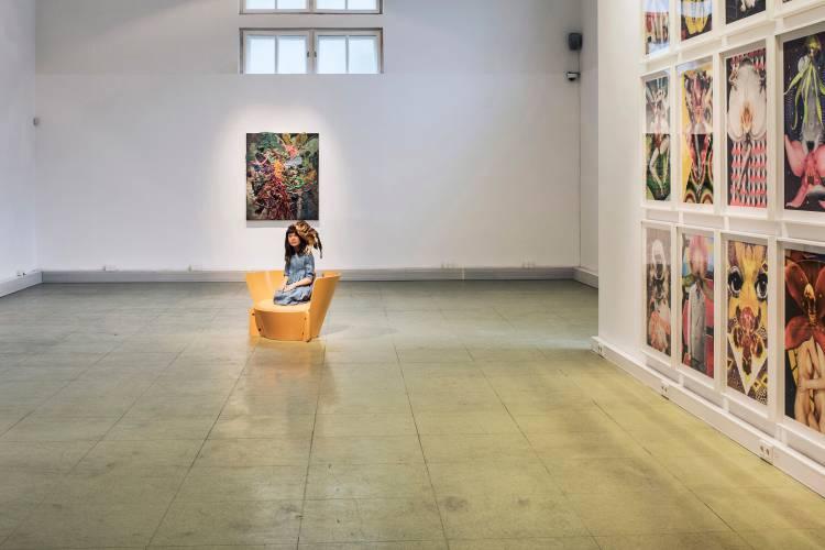 Terra Incognita, Hilger Brotkunsthalle, Vienna, Arndt Art Agency, Installation view 12