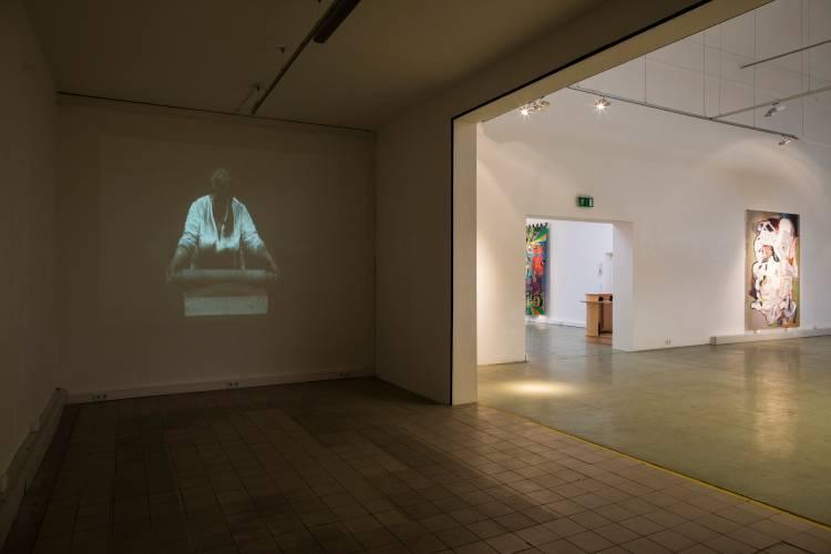 Terra Incognita, Hilger Brotkunsthalle, Vienna, Arndt Art Agency, Installation view 15