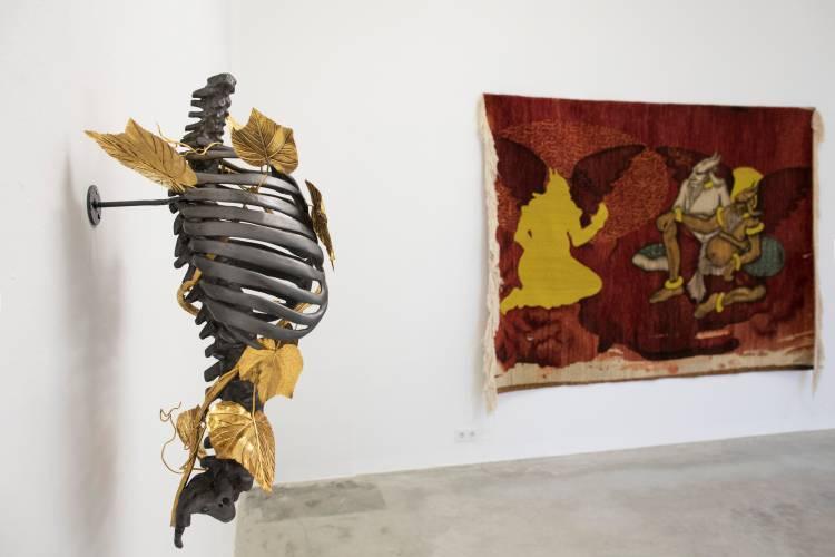 Terra Incognita, Hilger Brotkunsthalle, Vienna, Arndt Art Agency, Installation view 5