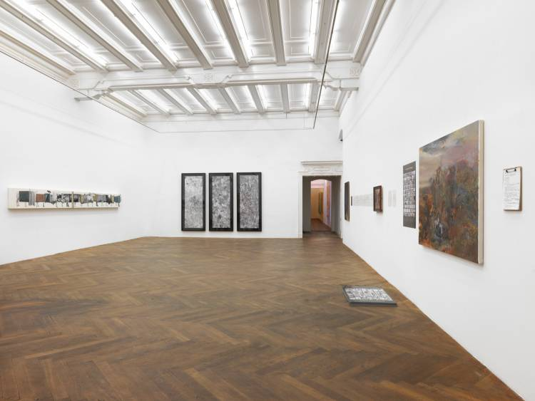 Wasak, Filipino Art Today, ARNDT, Berlin, Installation view 3