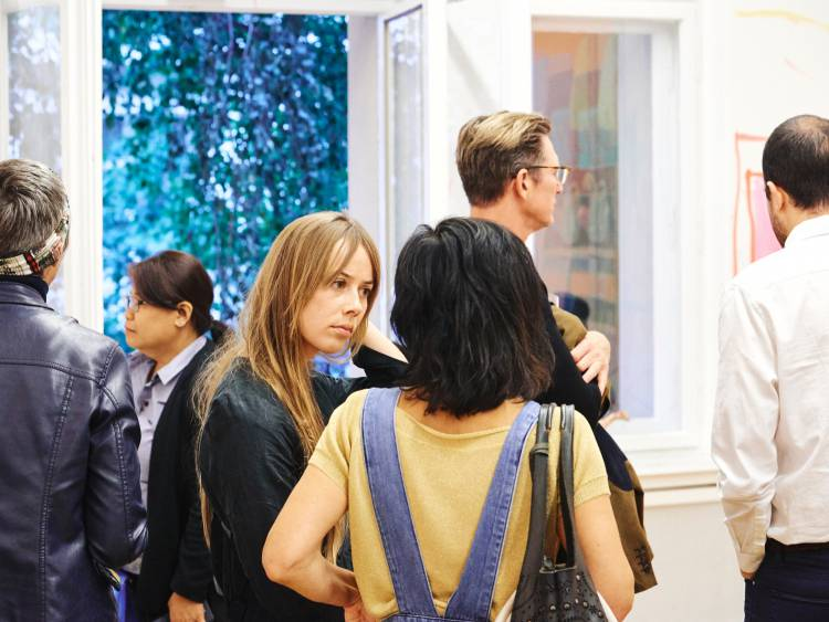 Yeo Kaa, Anxious Lustless Pechay, Arndt Art Agency, Berlin, Opening Reception 14